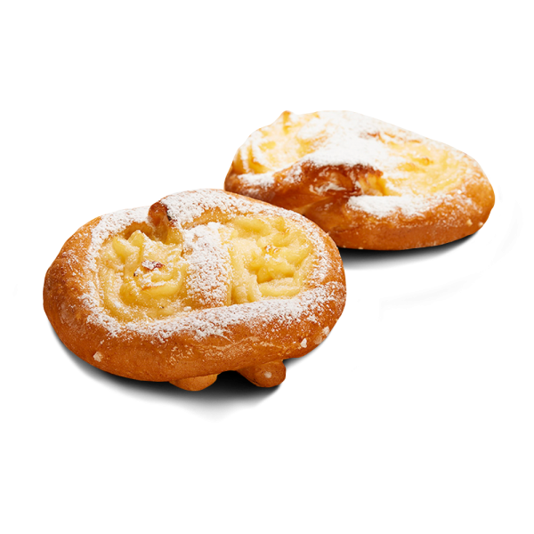 Puddingbrezeln glutenfrei 4 x 110g