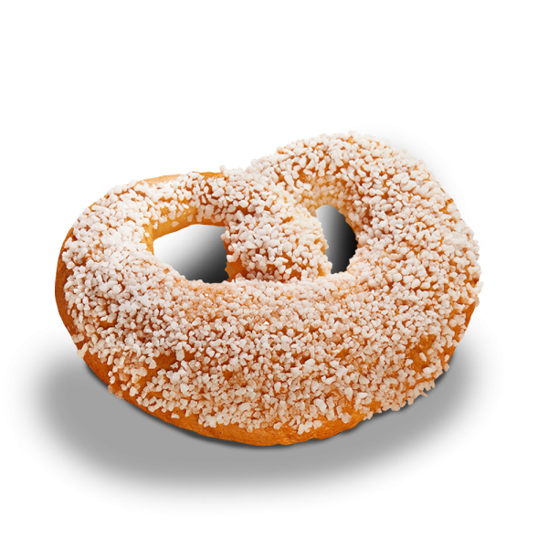Zuckerbrezel glutenfrei 250g