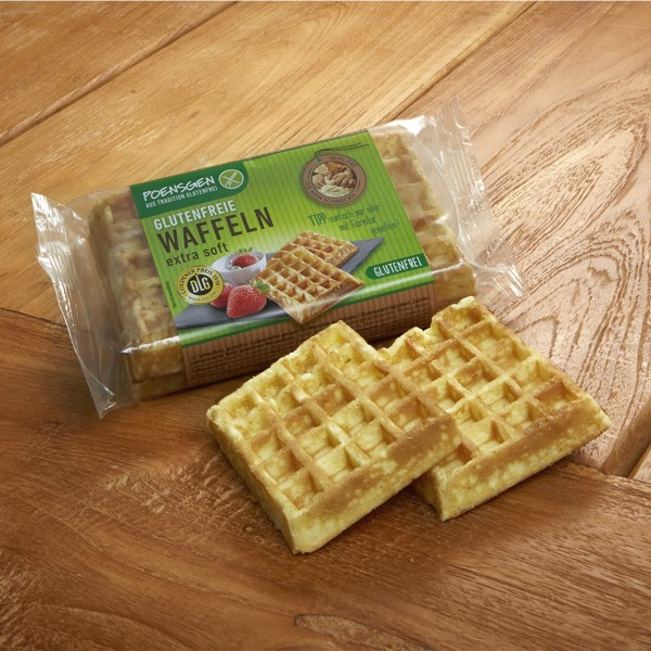 Softwaffeln glutenfrei 100g