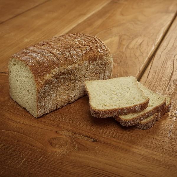 Mais-Reis Brot hell, glutenfrei, laktosefrei 400g geschnitten