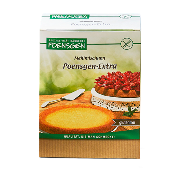 Poensgen-Extra glutenfrei 6 x 500g Vorteilspack