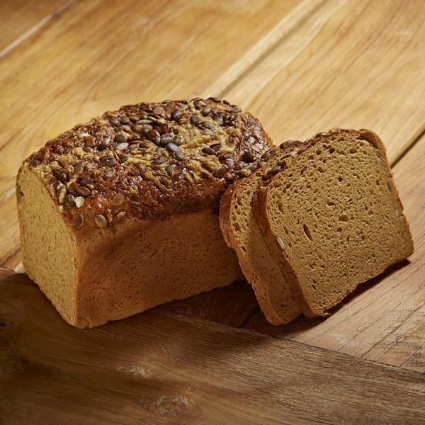 Kürbis-Country Brot glutenfrei 750g