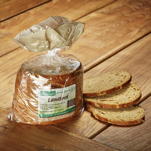 Landbrot glutenfrei / laktosefrei / eiweißarm 500g