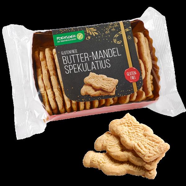 Butter-Mandelspekulatius glutenfrei 150g