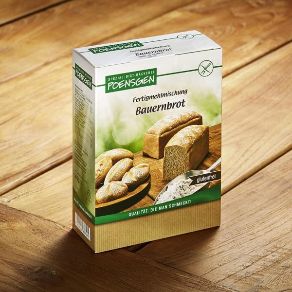 Bauernbrot glutenfrei 500g