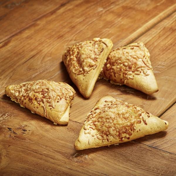 Käse-Schinken-Taschen glutenfrei 4 x 90g