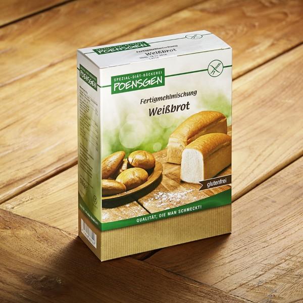 Weißbrot glutenfrei 500g