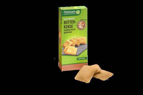 Butterkekse glutenfrei 100g