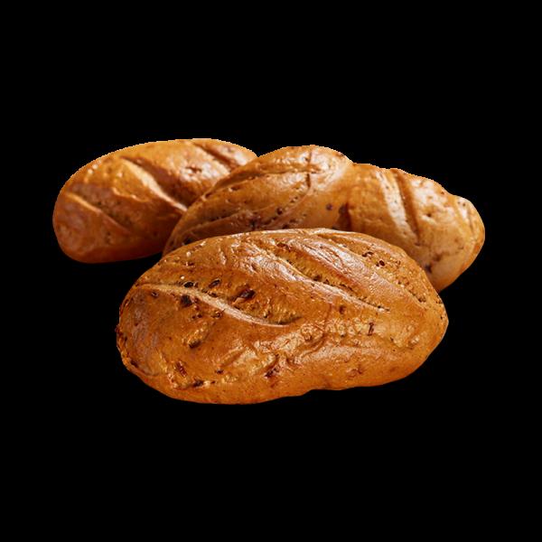 Zwiebelbrötchen glutenfrei 4 x 75g